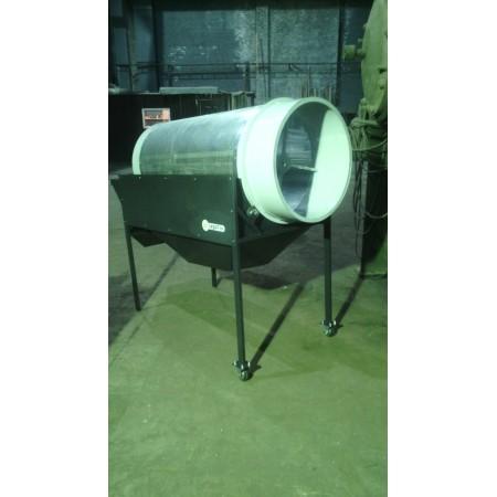 Доп.оборудование - Барабанный грохот ПР-1 (троммель)